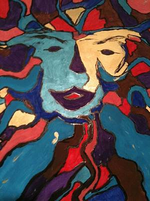Mardi Gras Painting - Mardi Gras by Jennifer Briggs