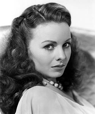 1946 Movies Photograph - Margie, Jeanne Crain, 1946 by Everett