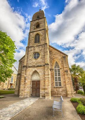 Religious Art Photograph - Marienkirche by Stephen Stookey