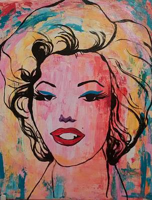 Marilyn Original by Lynne McQueen