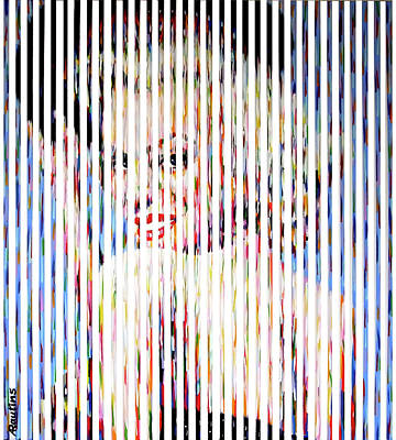 Marilyn Monroe Original by Agris Rautins