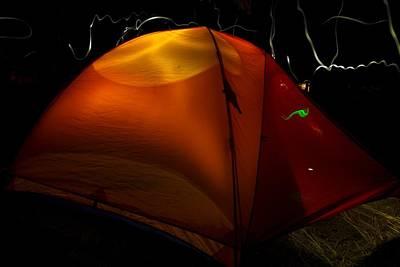 Limelight Photograph - Marmot Limelight 3  by Chris  Brewington Photography LLC