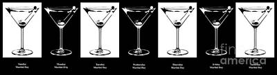 Martini Photograph - Martini Week by Jon Neidert