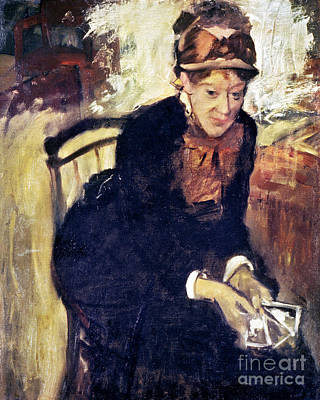 Mary Cassatt (1845-1926) Print by Granger