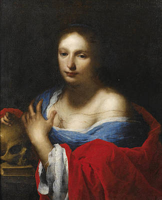 Mary Magdalene Painting - Mary Magdalene by Giovanni Martinelli