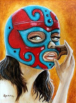 Mascadas 2 Original by Al  Molina