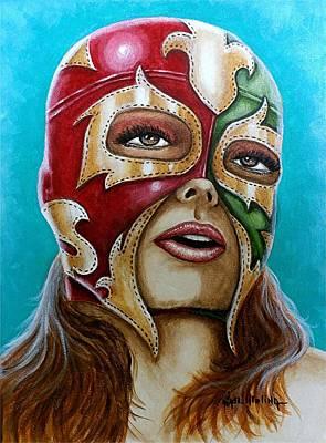 Mascadas 3 Original by Al  Molina