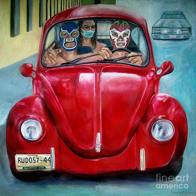 Mascara Vs Cubreboca Original by Nancy Almazan