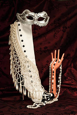 Jewelry Photograph - Masquerade by Tom Mc Nemar