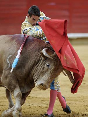 Toro Photograph - Matador Jose Maria Manzanares Iv by Rafa Rivas