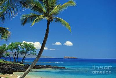 Location Art Photograph - Maui, View From Makena by Ron Dahlquist - Printscapes