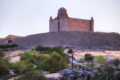 Khan Photograph - Mausoleum Of Aga Khan - Egypt by Joana Kruse