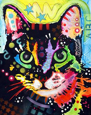 Fish Mixed Media - Maya by Dean Russo