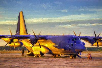 C130 Photograph - Mc-130j by JC Findley