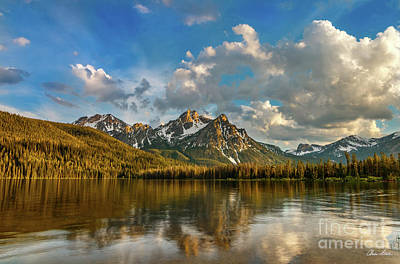 Photograph - Mcgown Peak Afternoon by C Steele