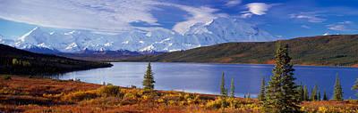 Mckinley River Denali National Park Ak Print by Panoramic Images