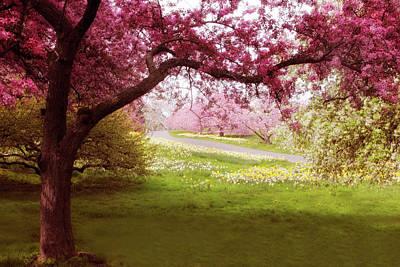 Field Digital Art - Meadow Views by Jessica Jenney