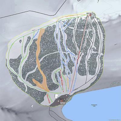 Meadowlark Digital Art - Meadowlark by Matt Liapis