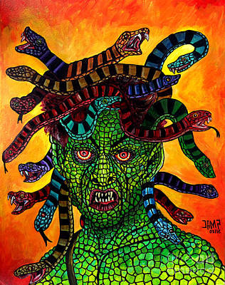 Medusa Original by Jose Mendez