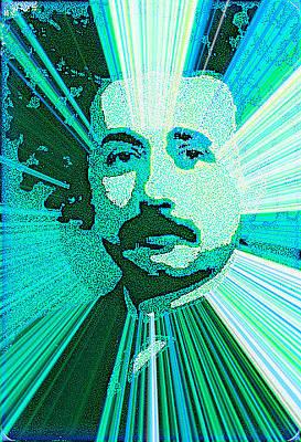 Digital Art - Meinstein by YoMamaBird Rhonda