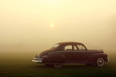 Antique Automobile Photograph - Memoire by Todd Klassy