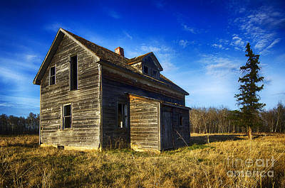 Abandoned Houses Photograph - Memories Of The Past 4 by Bob Christopher