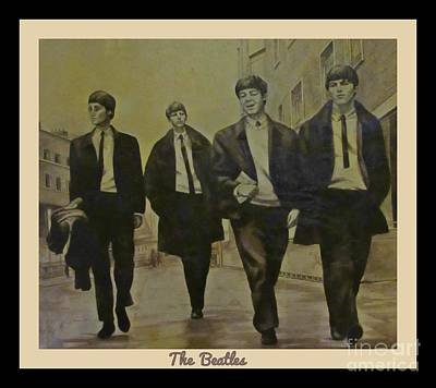 Memories Of The Sixties Print by John Malone