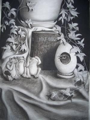Memories Of You Print by Robin Jones