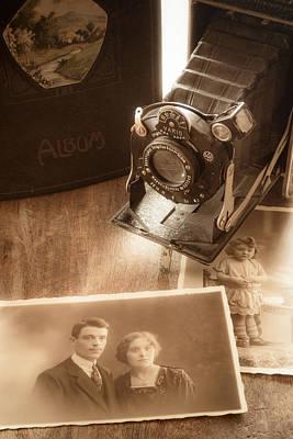 Captured Memories Print by Wim Lanclus