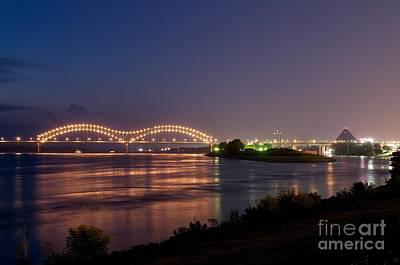 Memphis Photograph - Memphis by Miguel Celis