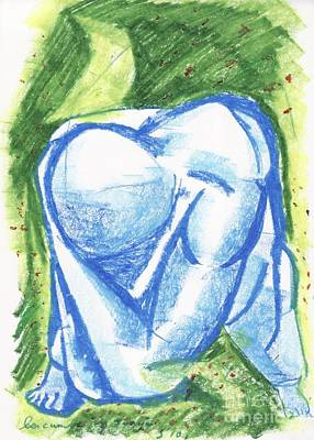 Dialog Painting - Mencumbu Sunyi by Danarta Gondrong