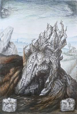 Menhir 4 Original by Tim Seaward