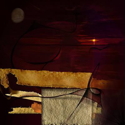 Phil Clark Digital Art - Mental Note by Phil Clark