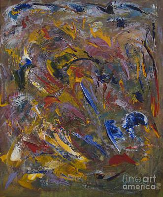 Forgiveness Painting - Mercy by Goran Nilsson
