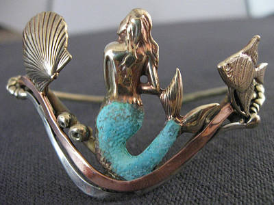 Nautical Jewelry Jewelry - Mermaid Bracelet by Connie Colten