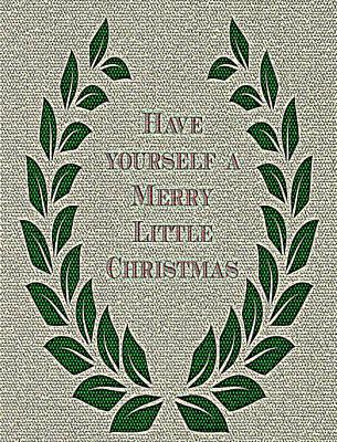 Have Digital Art - Merry Christmas by Kathy Bucari