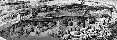 Precolumbian Photograph - Mesa Verde: Cliff Palace by Granger