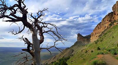 Skiphunt Photograph - Mesa Verde Mood by Skip Hunt