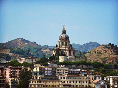 Sicily Digital Art - Messina by Julie Palencia