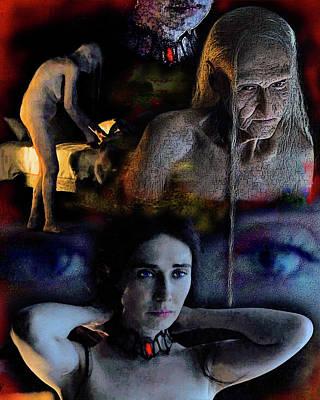 Cersei Photograph - Metamorphosis. Melisandre. by Andy Za