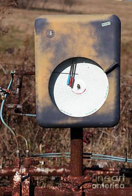 Meter Print by Amanda Barcon