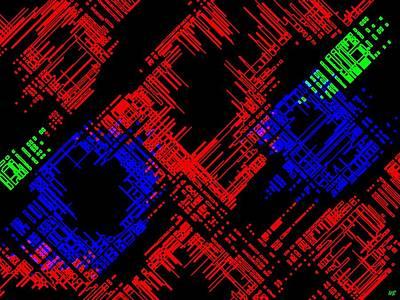 Defining Digital Art - Methodical by Will Borden