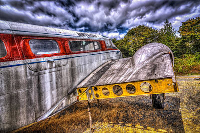 Airlines Photograph - Methow Airlines by Spencer McDonald