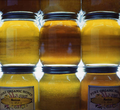 Health Food Photograph - Mexican Honey by Steve Outram