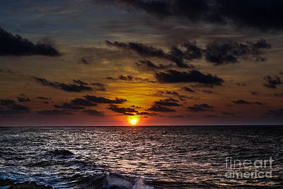Mexican Sunrise Print by Gary Keesler