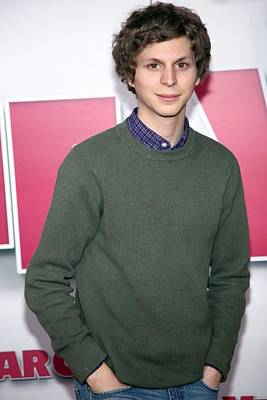 Amc Loews Lincoln Square Theatre Photograph - Michael Cera At Arrivals For Year One by Everett