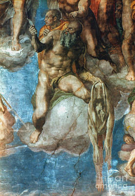 Michelangelo: St. Barth Print by Granger