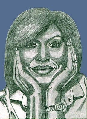 Michelle Original by Richard Heyman