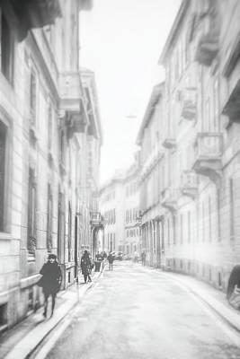 Milano Print by Okan YILMAZ