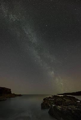 Milky Way Print by Andy Astbury